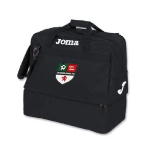Donacloney FC Joma Training III Holdall Small Black 2019